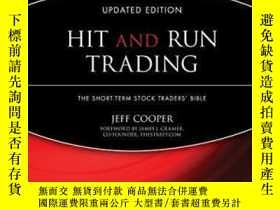 二手書博民逛書店Hit罕見And Run TradingY256260 Jeff Cooper John Wiley &amp