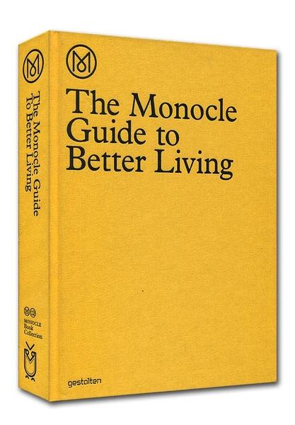 (二手原文書)THE MONOCLE GUIDE TO BETTER LIVING