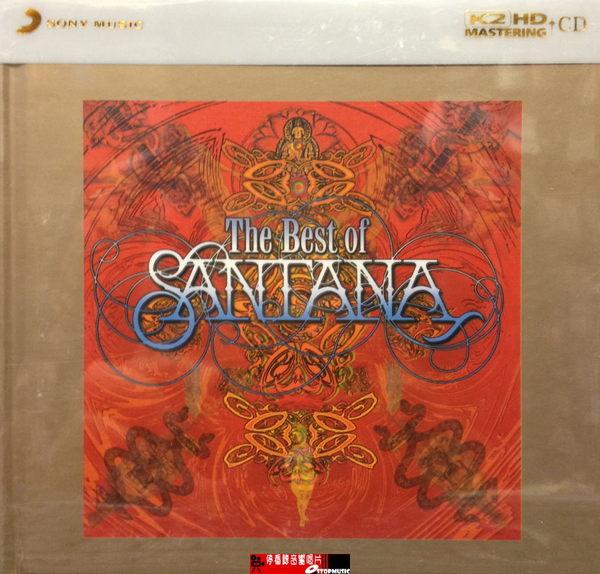 【停看聽音響唱片】【K2HD】THE BEST OF SANTANA