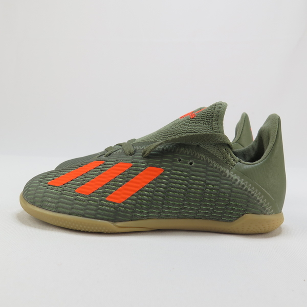 【iSport愛運動】adidas X 19.3 IN J 足球鞋 公司貨 EF8376 中大童鞋
