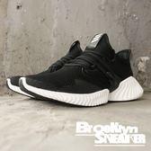 Adidas AlphaBounce Instinct M 白底 黑 慢跑 男 (布魯克林) 2018/7月 D97280