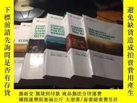 二手書博民逛書店CFA罕見Program Curriculum 2018 LEVEL1 一級 (全6冊)Y9390 CFA P