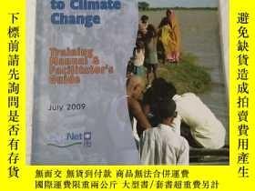 二手書博民逛書店IWRM罕見as a Tool for Adaptation to ClimateY22128 Cap-Net