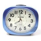 MASTER 台灣製造 精美鬧鐘 連續秒針 大音量 夜光 鬧鈴 藍色 JM-773藍