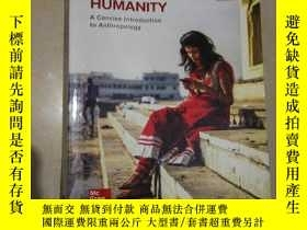 二手書博民逛書店WINDOW罕見on HUMANITY: A Concise I
