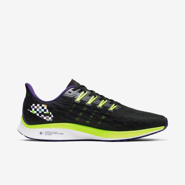 Nike Air Zoom Pegasus 36 [CQ4814-071] 男鞋 慢跑 運動 透氣 氣墊 避震 黑黃