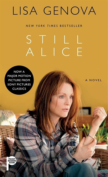 (二手書)Still Alice: Movie-tie in edition