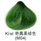 【特殊色專家】果酸彩色染髮霜 85ml (M04_奇異果色) [40798]