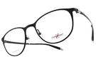 CHARMANT-Z 光學眼鏡 ZT19861 BK (霧黑) 鈦金屬系列百搭款 平光鏡框 # 金橘眼鏡