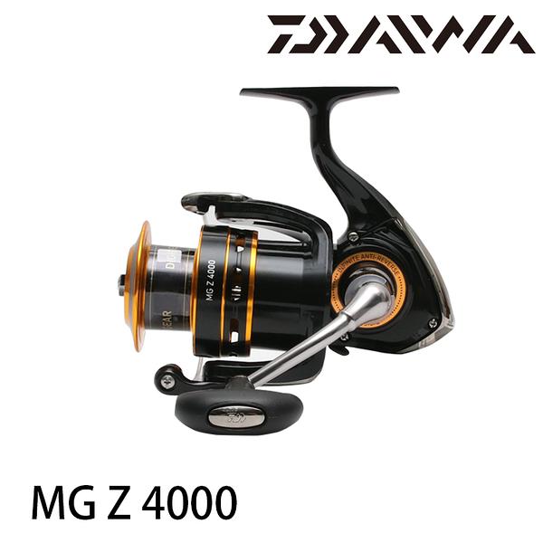 漁拓釣具 DAIWA 19 MG-Z 4000 [紡車捲線器]