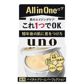 UNO完效男人活力保濕凍90g【愛買】