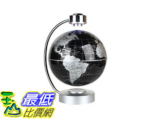 美國直購 懸浮地球儀 Magnetic Levitation Floating World Map Globe 8吋 Rotating Planet Earth Globe Ball