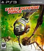 PS3 Earth Defense Force: Insect Armageddon 地球防衛軍:決戰昆蟲(美版代購)