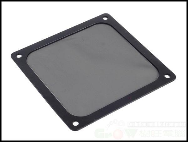 銀欣 SilverStone FF123 軟性磁鐵框12公分風扇濾網~超極細濾網
