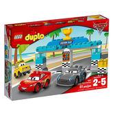 樂高積木 LEGO《 LT10857 》Duplo 得寶系列 - 活塞盃賽車╭★ JOYBUS玩具百貨