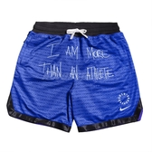 Nike 短褲 LeBron UN MTAA Shorts 藍 黑 白 男款 籃球 球褲【PUMP306】 CT6125-433 CT6125-433