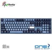 Ducky One 2 海波浪 GOOD IN BLUE 2019新春版 銀軸 PBT 二色成型 Cherry 機械式鍵盤