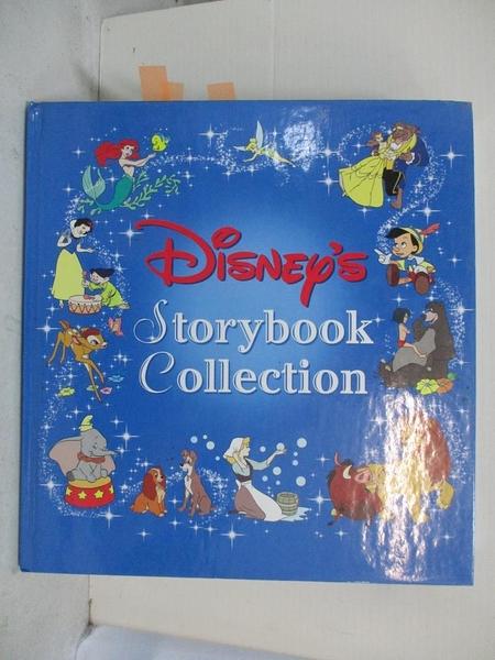 【書寶二手書T1/少年童書_EM9】Disney Storybook Collection_Various