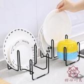【2個】收納籃盤碗碟置物架滴水架廚房碗筷餐具瀝水架【櫻田川島】