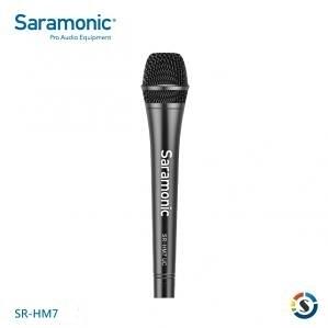 【聖影數位】Saramonic 楓笛 SR-HM7 UC 動圈式手持麥克風 適用USB Type-C【公司貨】錄音 影片拍攝 直播