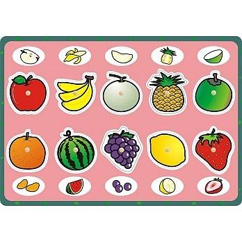 益智學習手抓板—水果點點名 上羊 (購潮8)
