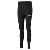 PUMA 女款黑色基本系列 ESS緊身褲-NO.58683501
