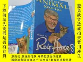 二手書博民逛書店Favourite罕見Animal stories:最喜歡的動物的故事Y200392