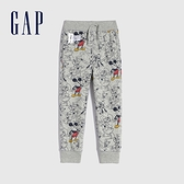 Gap男幼童 Gap x Disney 迪士尼系列聯名休閒褲 871524-米奇圖案
