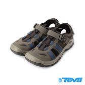 TEVA OMNIUM 2 護趾水陸機能涼鞋 藍橄欖綠 TV1019180BNGC 男鞋