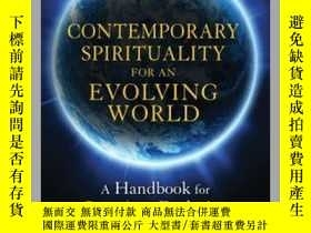 二手書博民逛書店Contemporary罕見Spirituality for an Evolving WorldY410016
