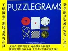 二手書博民逛書店罕見PuzzlegramsY12800 Pentagram Fi