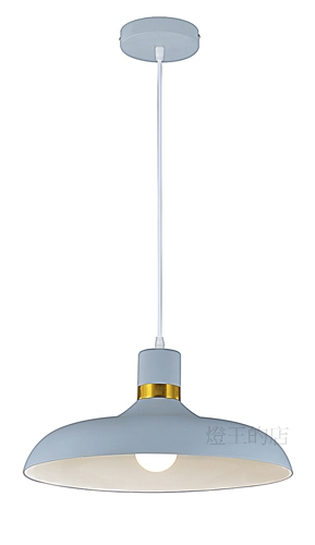 燈飾燈具【燈王的店】北歐風 馬卡龍系列吊燈1燈 ☆ A356BL