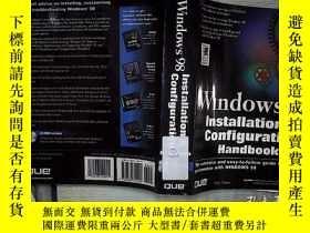 二手書博民逛書店Windows罕見98 Installation & Confi