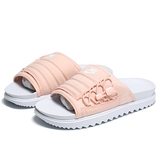 NIKE 拖鞋 WMNS ASUNA SLIDE 白粉 休閒 女 (布魯克林) CI8799-100