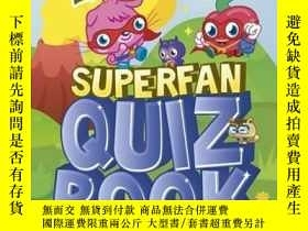 二手書博民逛書店Moshi罕見Monsters: Superfan Quiz B
