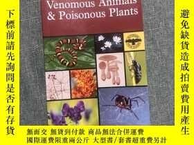 二手書博民逛書店Peterson罕見field guides venomous animals and poisonous pla