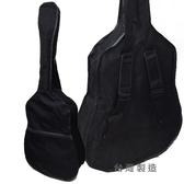 【非凡樂器】台製高品質『標準41吋民謠吉他琴袋』台灣製造/木吉他D桶身琴袋
