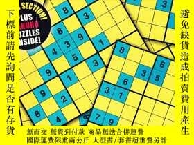 二手書博民逛書店Sudoku罕見Collection Puzzle Book -