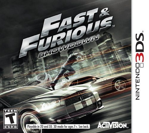 3DS Fast & Furious: Showdown 玩命關頭:攤牌(美版代購)