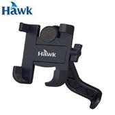 Hawk H71鋁合金機車手機架-黑色【原價399↘現省50】