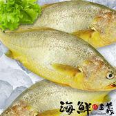 【海鮮主義】黃魚 (600G/尾) 【產地:中國福建】