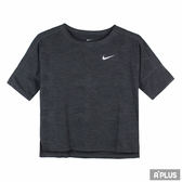 NIKE 女 AS W NK DRY MEDALIST TOP SS  圓領T(短)- 890094011