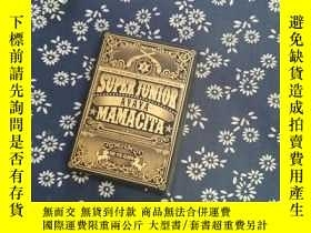 二手書博民逛書店Super罕見Junior MAMACITA-AYAYA (附相冊和光碟)Y267682 the 7 th a