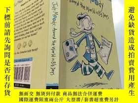 二手書博民逛書店judy罕見moody:朱迪·穆迪Y200392
