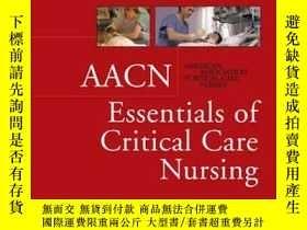 二手書博民逛書店American罕見Association Of Critical-care NursesY364682 Ch