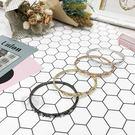 鑲鑽鏤空手環 | OS小舖