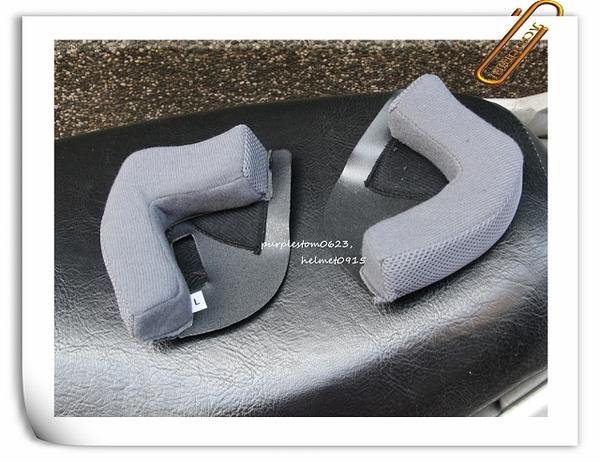 M2R安全帽,M-390,M390專用耳襯