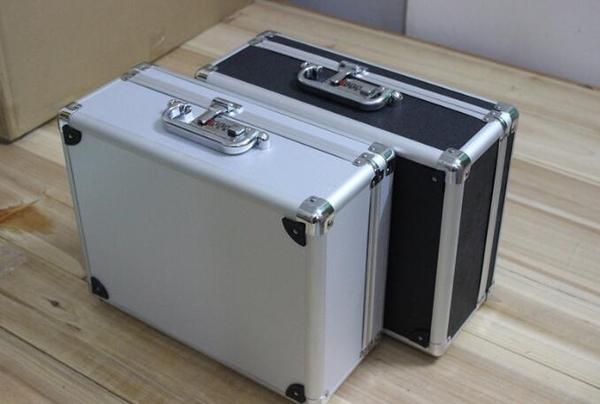 包郵特價 鋁合金工具箱 密碼箱 展示箱 儀器箱 手提箱 收納箱 南風小鋪