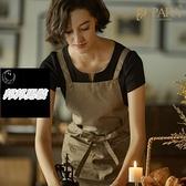家用廚房防水防油可愛日系韓版女圍裙品牌【邦邦男裝】
