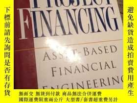二手書博民逛書店PROJECT罕見FINANCING:ASSET-BASED F
